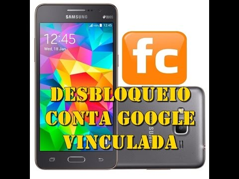 Desbloqueio de celular Samsung