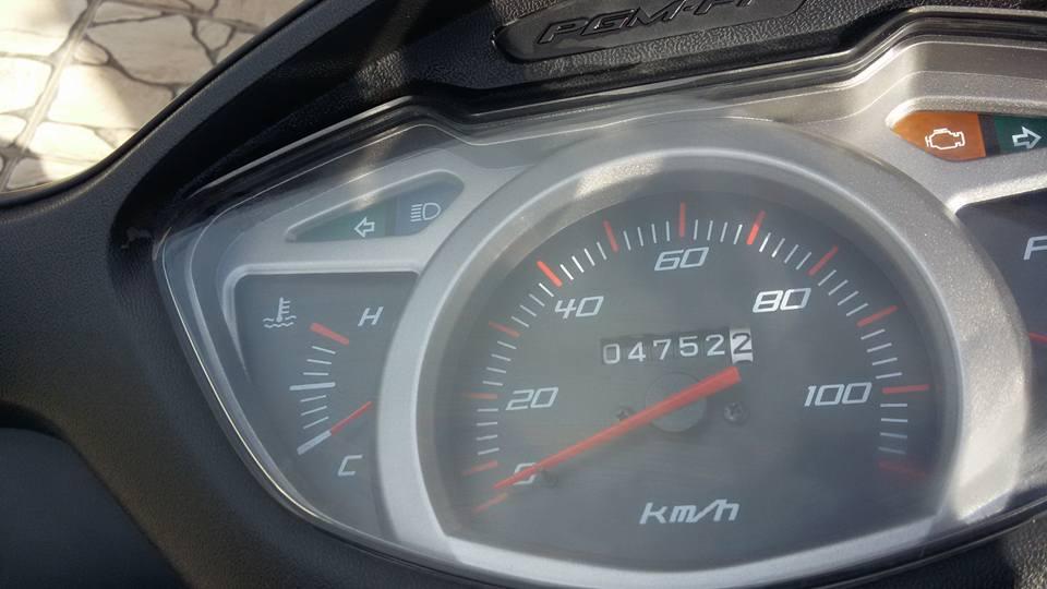 Honda Lead ano 2012
