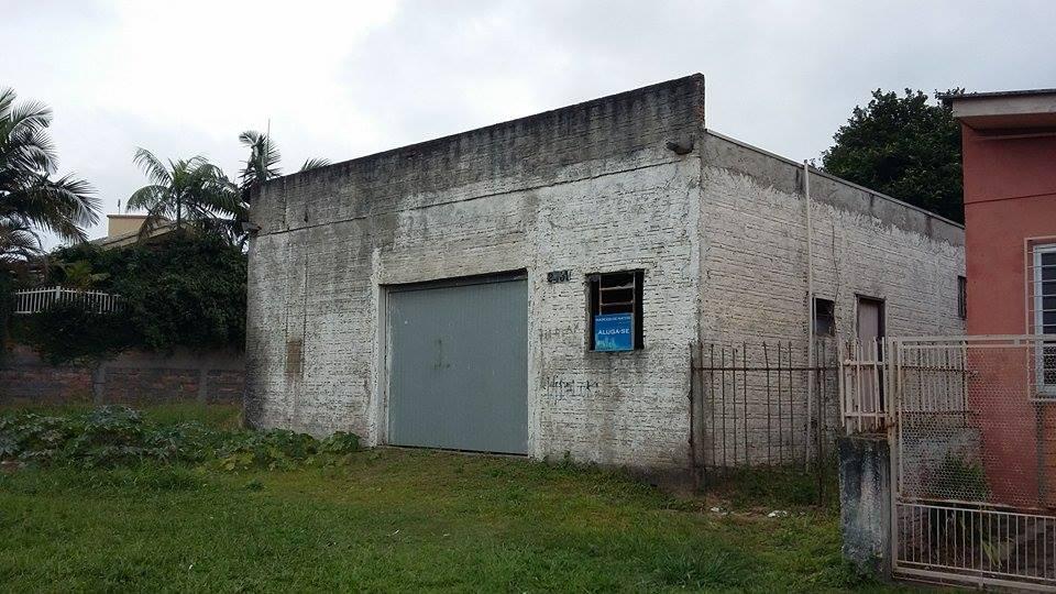 Pavilhão para alugar em Araranguá
