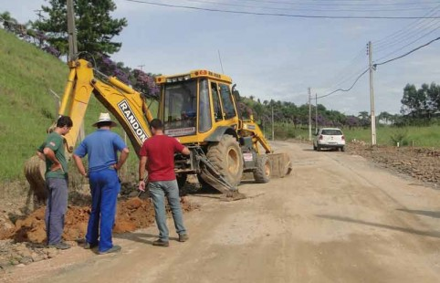 Obras começam na rodovia dos mineiros