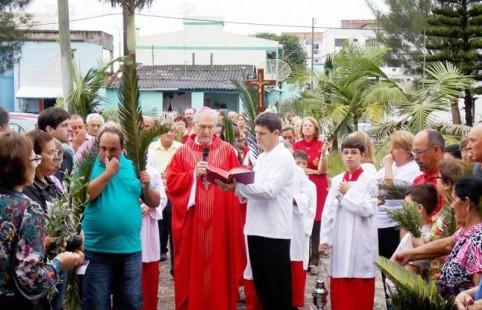 A Sexta-Feira Santa, é o dia em que os cristãos celebram a morte de Jesus na cruz