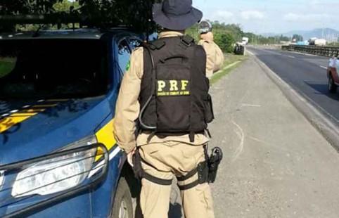 Imagem: PRF-SC/Divulgação/Notisul.