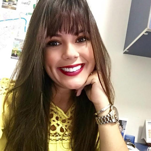 Aniversariante Camila Cascaes