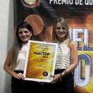 Neste fim de semana, as sócias Sumaya Scalco e Thalita da Rosa receberam, em Florianópolis, o prêmio Multi Top Ouro de qualidade e excelência pelo trabalho a frente da Natures Farmácia de Manipulação. No clique, felizes com a recompensa de muito esforço e amor ao trabalho desenvolvido. Sucesso meninas!!
