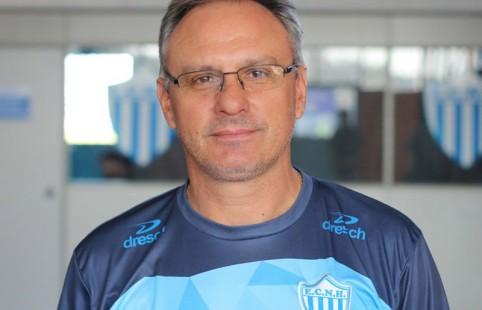 Beto Campos poderá ser o novo treinador do Criciúma. Foto: Rádio Difusora.