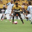 Carvoeiros tiveram chances, mas não conseguiram evitar a derrota. Foto: Caio Marcelo